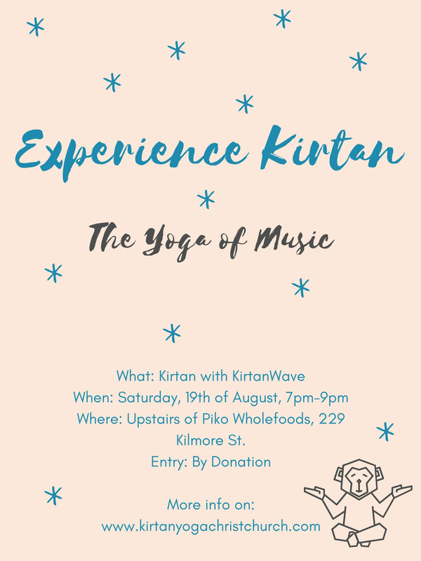 kirtan 19. August Christchurch